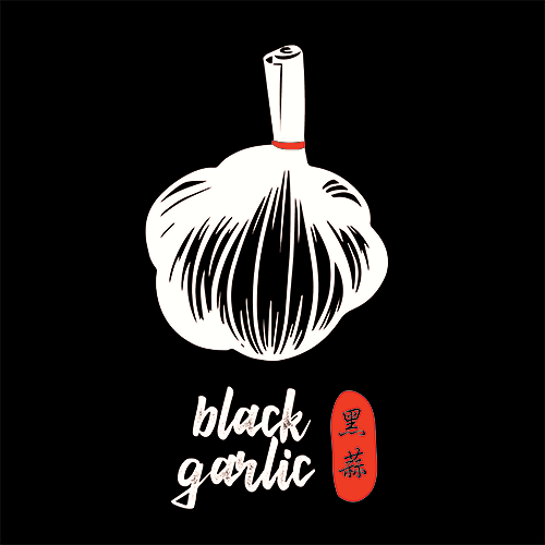 Black Garlic Logo-Recovered